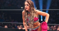 Britt Baker credits Kenny Omega for idea to turn her heel