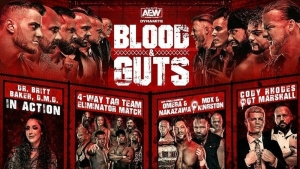 News & notes from AEW Dynamite: Blood & Guts