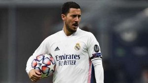 Zidane insists Hazard has not suffered another injury setback at Real Madrid