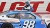 Heartbroken Briscoe takes emotional NASCAR Xfinity win