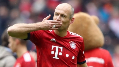 Robben considered coming out of retirement
