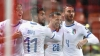Dominant triumph keeps Azzurri perfect