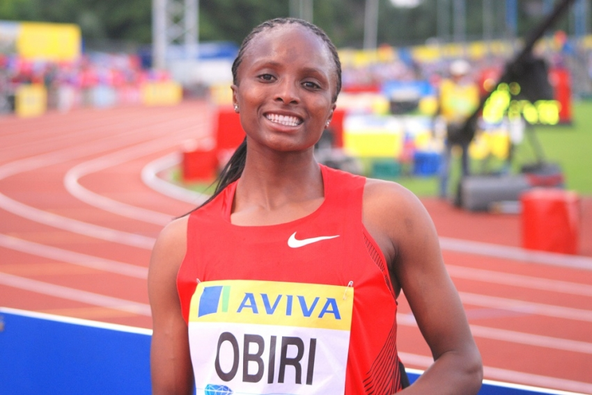 Interview: Kenya's Hellen Obiri steeling herself for Tokyo Olympics