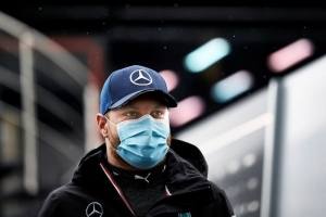 Bottas leads Hamilton in final Hungarian GP practice