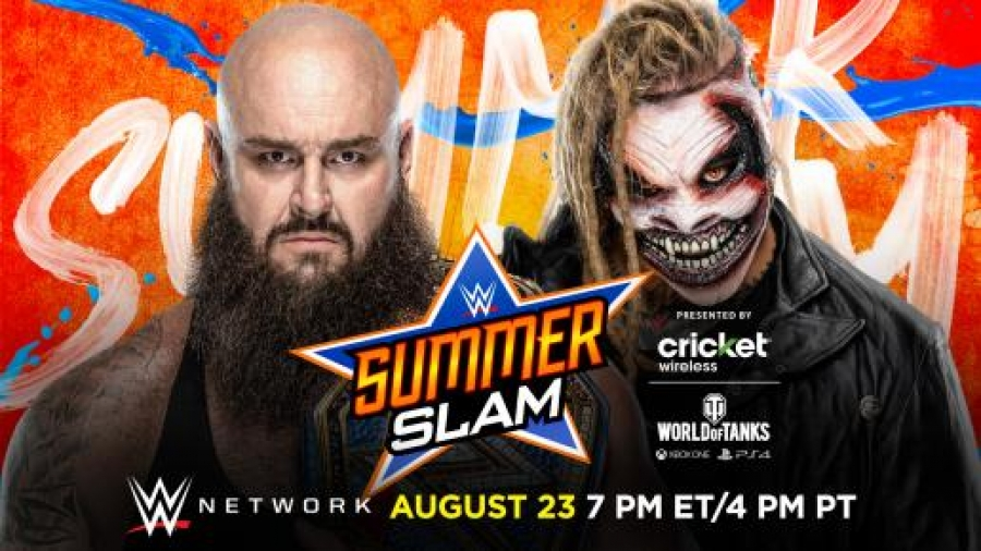 New stipulation added to Braun Strowman Vs. 'The Fiend' Bray Wyatt