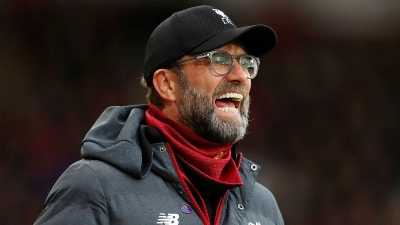 Klopp: Return to contact training a big boost