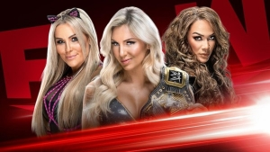Number 1 contender's match set for WWE Raw