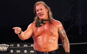 Chris Jericho says on Busted Open radio that NXT should admit defeat to AEW