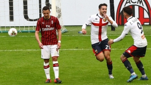 Tumultuous week ends in Rossoneri defeat