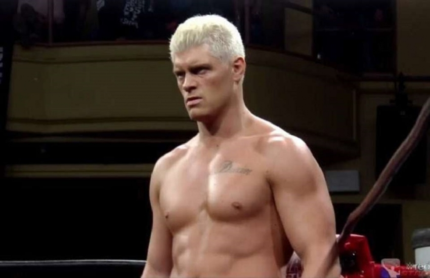 Cody trademarks AEW's version of WarGames