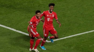 Bayern Munchen wins the UEFA Champions League season 2019/20
