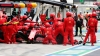 Ferrari restructure F1 technical department