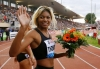 Sprinter Thomas denies charge after she and Stevens suspended by AIU