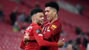 Premier League champions win Anfield thriller