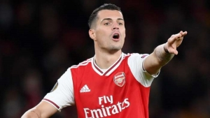 Xhaka questions Arsenal mentality after Aston Villa defeat