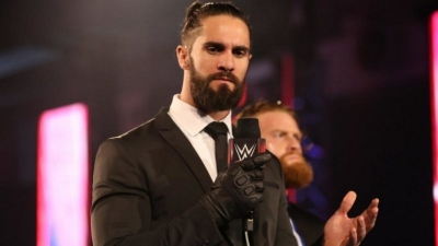 Seth Rollins written of TV