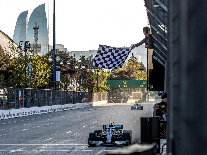 F1 cancels Azerbaijan, Singapore and Japan races