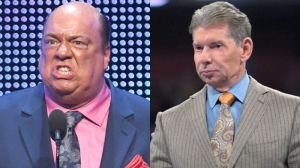 Vince McMahon talks firing Paul Heyman as head of WWE Raw
