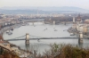 Budapest's oldest bridge given green light for Giro