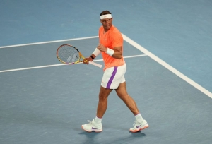 Nadal pulls out of ABN AMRO World Tennis Tournament with back issue