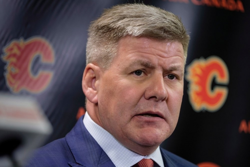 NHL investigates allegations Flames coach used racial slurs