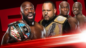 United States title match set for tonight's RAW