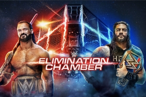 WWE Elimination Chamber 2021 results