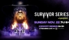 WWE Suvivor Series 2020