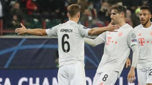 Lokomotiv Moscow v Bayern Munich: Kimmich spares defending champions' blushes with late winner