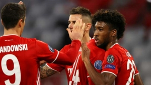 Bayern Munich v Atletico Madrid: Holders win easily as Coman stars again