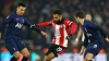 Boufal makes late pressure count