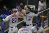 Mets v Nationals: Chirinos homers as Mets maintain playoff hopes, top Nats
