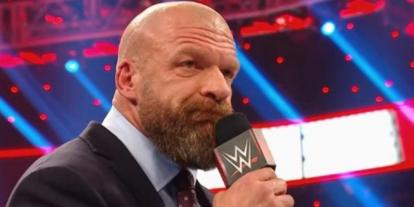 Why Triple H is happy he's not wrestling at WrestleMania 36