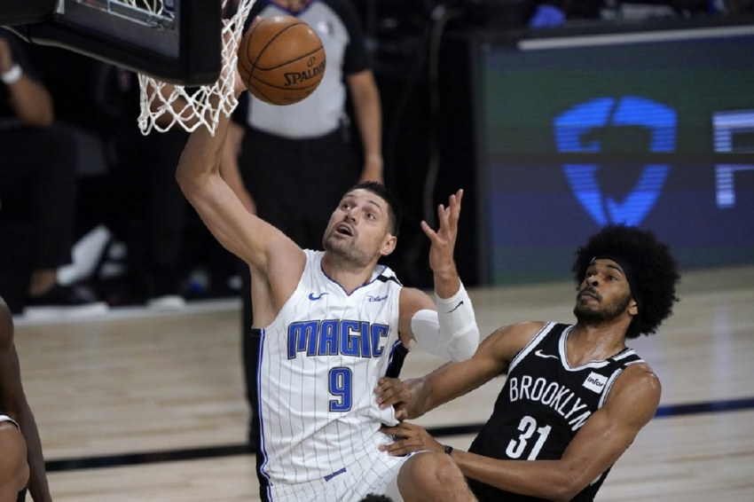 Magic beat Nets in restart opener, move up to 7th