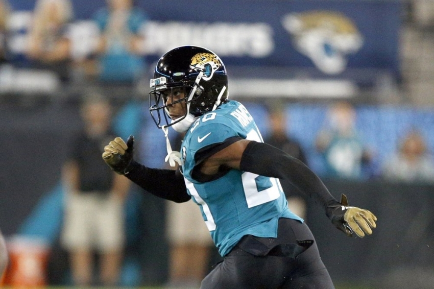 Jalen Ramsey practices with Jaguars for 1st time in 3 weeks