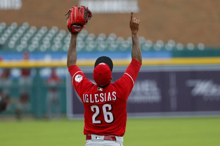 7-inning doubleheaders debut in MLB, Reds top Tigers