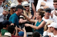 Cahill: U.S. Open protocols won't work for Halep