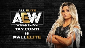 NXT's Tay Conti signs with AEW