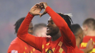 Batshuayi and Meunier maintain perfect Group I record