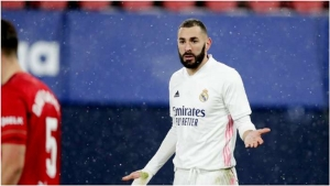 Osasuna v Real Madrid: Los Blancos feel the freeze in dire stalemate