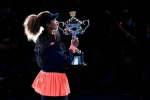 Osaka shines to claim second Australian Open crown