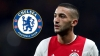 Ziyech signs five-year contract with Chelsea