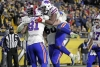 Allen's fourth-quarter TD clinches playoff spot for Bills