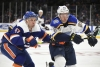 Islanders stun Blues with overtime win