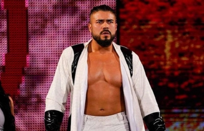WWE announces Andrade is injured, will be replaced by Austin Theory at WrestleMania 36