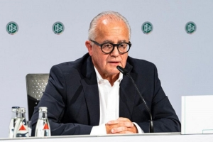 German FA chief calls for salary cap to help win over fans