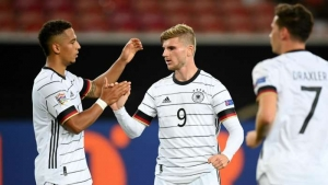 Germany plays a draw against Spain  in the UEFA Nations League