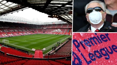 Man Utd debt soars by 133 per cent to £474m as coronavirus impact revealed
