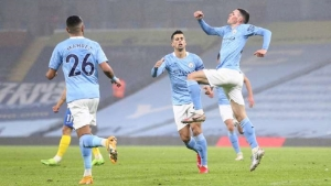 Manchester City v Brighton and Hove Albion: Foden extends unbeaten run