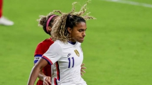 Macario out for SheBelieves Cup finale as USWNT star returns to Lyon